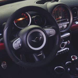 Mini Car Dashboard Photo - Uniseal Dealer Services