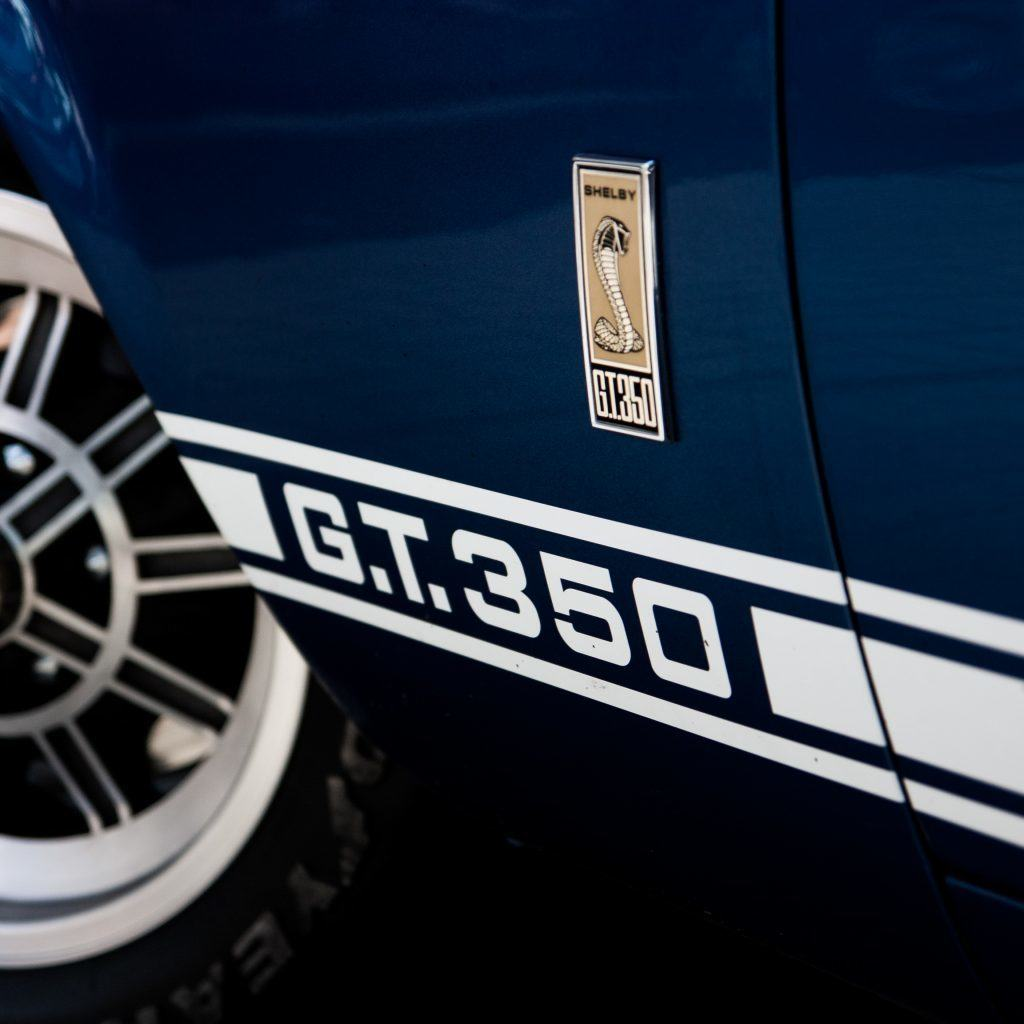 Mustang Frame Close Up - Uniseal Dealer Services