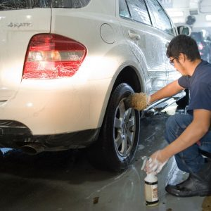 Uniseal Dealer Services - Car Service - Washing Car