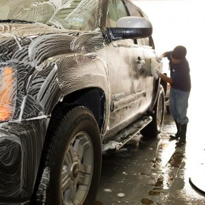 Car Service - Washing Car - Uniseal Dealer Services
