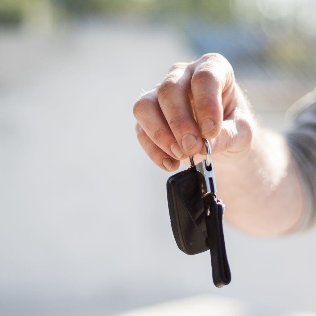 Handing Car Keys - Uniseal Dealer Services